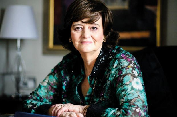 Cherie Blair supports stand4her