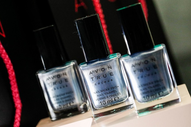 Avon UK uses nail polish to help end violence against women and girls