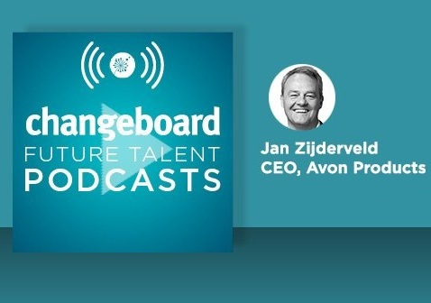Jan Zijderveld features on Future Talent Podcast