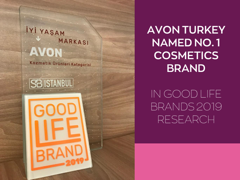 Avon Turkey Good Life Brands 2019