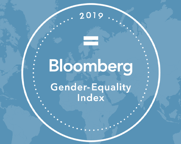 Avon selected for 2019 Bloomberg Gender-Equality Index